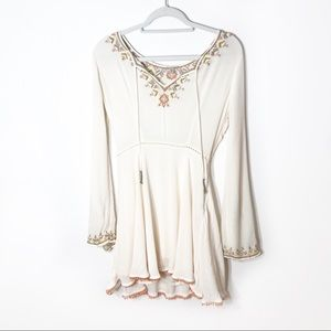 Ecote Anthropologie Boho Dress